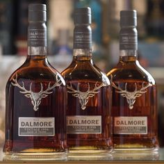 Press Release: The Dalmore has released a three-bottle limited edition collection of whiskies matured in vintage port casks.  Crafted using aged Port pipes from renowned winemakers W&J Grahams Dalmore Master Distiller Richard Patersons unrivalled knowledge of the cask maturation process has been applied to create a collection of port-finished vintages from 1996 1998 and 2001. #amateurdrammer #thedalmore #portfinish