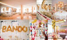 Sublimez votre déco de salle de réception de manière originale plus exactement votre décoration de table avec ces ballons géants or suspendus au dessus de vos tables d'invités. Personnalisez ces ballons de la façon que vous voulez, en effet choisissez les mots ou les chiffres que vous souhaitez former suivant votre fête s'il s'agit d'un anniversaire, baptême ou mariage ou des chiffres pour indiquez à vos invités les numéros de table. #decordetableballondore #ballonasuspendreor