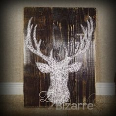 String art BUCK, awesome!!!