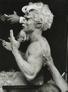Matthew Barney.
