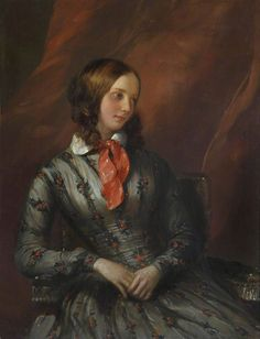 Portrait of Catherine Dickens Frank Stone, 1845