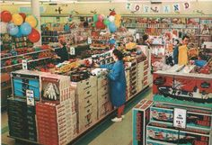 a Woolworth's store