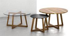 Mesas ratonas rendondas : Mesas ratonas y laterales de Forma muebles