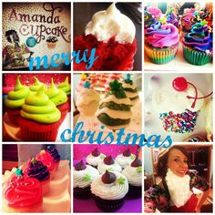 Amanda Cupcake & cake pop Tutorials