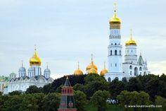 Kremlin churches, Moscow - Russia