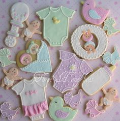... so cute sugarlily cookie love the belly button sugarlily cookie