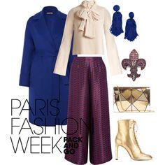 Paris Fashion Week - Pack and Go by susil on Polyvore featuring Khaite, Bottega Veneta, Etro, Jimmy Choo, Karen Millen, BaubleBar, parisfashionweek and Packandgo