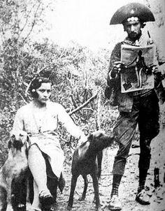 Ligeiro e Guarany - Cachorros de Lampião e Maria Bonita