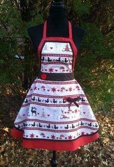 Christmas Ginger #apron   Desiree Alonso