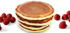 Healthy Bodyism pancake recipe with cottage cheese - these are delicious for breakfast or a quick snack. I sprinkle mine with some cinnamon and a dollop of yoghurt