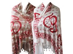 OM Chakra Shawls buy online from India