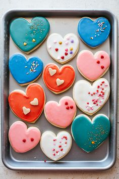 Valentine's Cookies | Molly Yeh