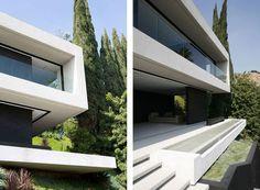 Minimalist architecture house: Open-House by XTEN Architecture