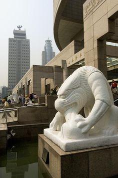 Shanghai. Museo delle Belle Arti - id: 3717