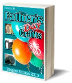 Free Father's Day Crafts e-Book - Moms Camping Crafts For Kids, Cute Kids Crafts, Fun Crafts To Do, July Crafts, Preschool Crafts, Grandparents Day Crafts, Fathers Day Crafts, Labor Day Crafts, American Flag Crafts