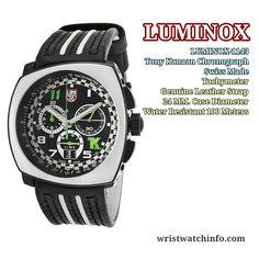 Luminox  ⌚LUMINOX-1143  👍Tony Kanaan Chronograph  👍Swiss Made   ✔Quartz Movement  ✔Chronograph  ✔Tachymeter  ✔Genuine Leather Strap  ✔24 MM. Case Diameter  ✔Water Resistant 100 Meters  #luminox #chronograph #swissmade #luminoxwatch