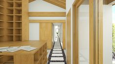 「KONO HOUSE A0203」の写真 - Google フォト Stairs, Cg, Google, Furniture, Home Decor, Stairway, Decoration Home, Room Decor, Staircases