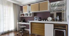 Home Office e Bar