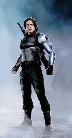 Winter Soldier Captain America Civil War Concept Art