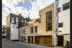 Bennetts reveals PRS scheme in 'traditional' Westminster mews | Building | Architects Journal