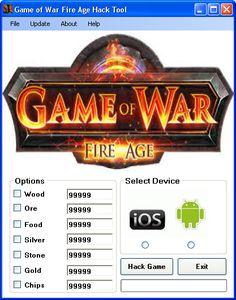 Game of War Fire Age Hack Online. Game of War Fire Age Hack descargar