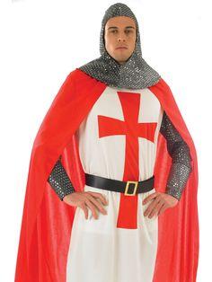 Crusader Knight Costume (FS2766) £26.99  #fancydress #diamond #jubilee