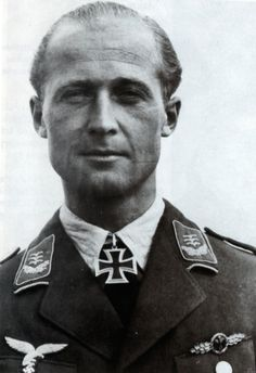 """Oberst Wolf-Dietrich """"Fürst"""" Wilcke  """"Fürst"""" Wilcke was credited with 162 victories in 732 missions. He recorded 137 victories over the Eastern front. Of his 25 victories recorded over the Western front, four were four-engine bombers. Wilcke had been nicknamed """"Fürst"""" (prince) by his comrades on account of his attitude towards his men and paternal sense of responsibility."""