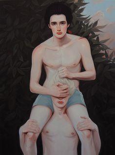 Mythical & Ambiguous Portraits // Kris Knight   Afflante.com
