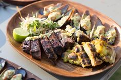 With the Ultimate Braai Master Season 4, Game On journey over, you can try the teams' recipes at your next braai. Try the winning team's Surf & Turf recipe.