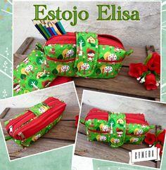 Estojo Elisa  http://dinhaateliepatchwork.blogspot.com.br/2016/01/estojo-elisa.html?spref=fb