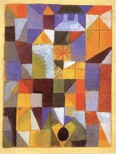 Paul Klee--Kitchen