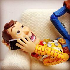 *WOODY ~ Toy Story                                                                                                                                          ~Disney Gone Mad~