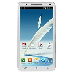 Triton Pad - Android 4.1 Dual Core Smartphone with 6.0 Inch Capacitive Touchscreen(WIFI,Dual SIM,GPS,3G) – USD $ 189.99
