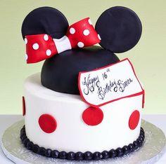 Birthday cake for TIA's 2nd BIRTHDAY  @Sarah Bartlett Im making this for TIA's birthday!