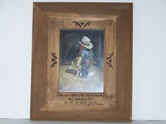 Reconditioned Frames by TonyandLyndie on Etsy, $8.00