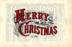 Christmas Decor - Merry Christmas - Christmas Quote