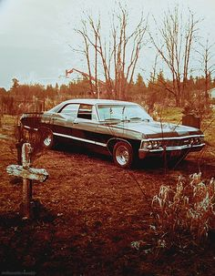 67 Impala... Just Supernatural things