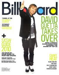 """David Guetta Billboard's cover - """"How a french dance music star changed the sound of Top 40"""" (!)"""
