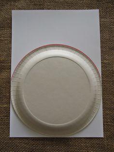 Ipanappi: Lautasen avulla kaavoitettu lippispipo Sewing, Tableware, Hats, Dressmaking, Turbans, Beanies, Patterns, Dinnerware, Couture
