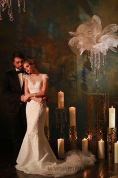 Свадьба в стиле Гетсби #weddingdecor #weddingceremony #wegging #weddingideas…