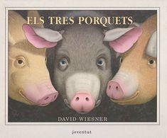 Els tres portquets - David Wiesner