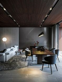 NYC Bring life to your home with this stunning dining room interior design ideas. See more interior design ideas here Bring life to your home with this stunning dining room interior design ideas. See more interior design ideas here Contemporary Interior Design, Dining Room Design, Home Interior, Living Room Interior, Interior Design Living Room, Dining Rooms, Dining Tables, Modern Contemporary, Table Lamps