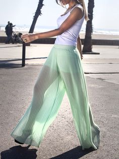 these pants make me want to stumble around, all wild eyed, and sing little mermaid songs at people