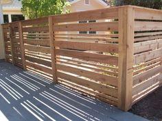 Horizontal « Arbor Fence Inc | a Diamond Certified Company