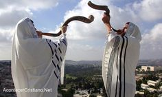 Rosh HaShana is Yom Teruah - the Day of Trumpets