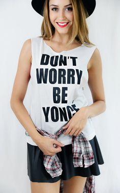 Be Yonce Tank