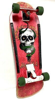 Find Many Great New Used Options And Get The Best Deals For Powell Peralta Factory 1off Skateboard Used B Skateboard Skateboarding Tricks Vintage Skateboards