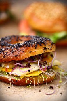 Bagels maison : Cuisine Campagne