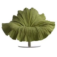If you want to feel like a fairy sitting on a leaf!