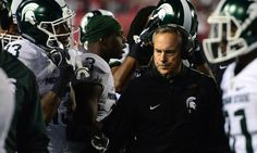 Michigan State has seemingly accepted its fate for 2016 = EAST LANSING, Mich. — Michigan State's season was chalked up as a rebuilding year on Saturday.  Spartans coach Mark Dantonio didn't use those exact words, but his tone and demeanor were crystal clear: He's not.....